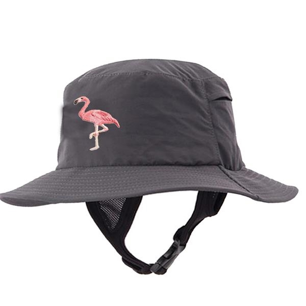 Outdoor Bucket Hat With Chin Strap