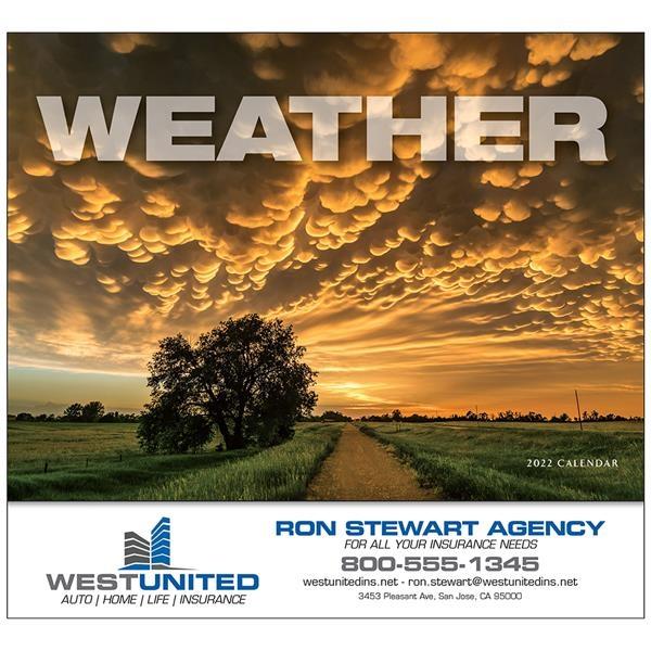 Weather Almanac Appointment Calendar