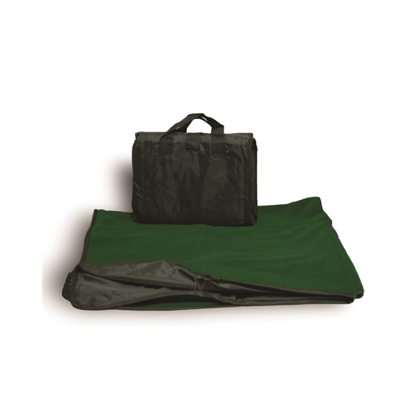 Alpine Fleece Fleece/Nylon Picnic Blanket