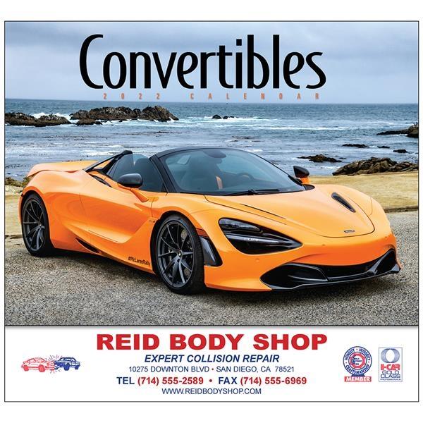 Convertibles Appointment Calendar