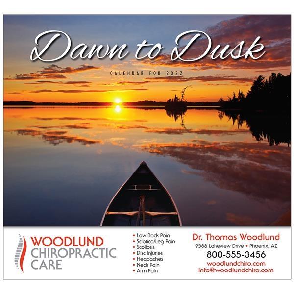 Dawn to Dusk Appointment calendar
