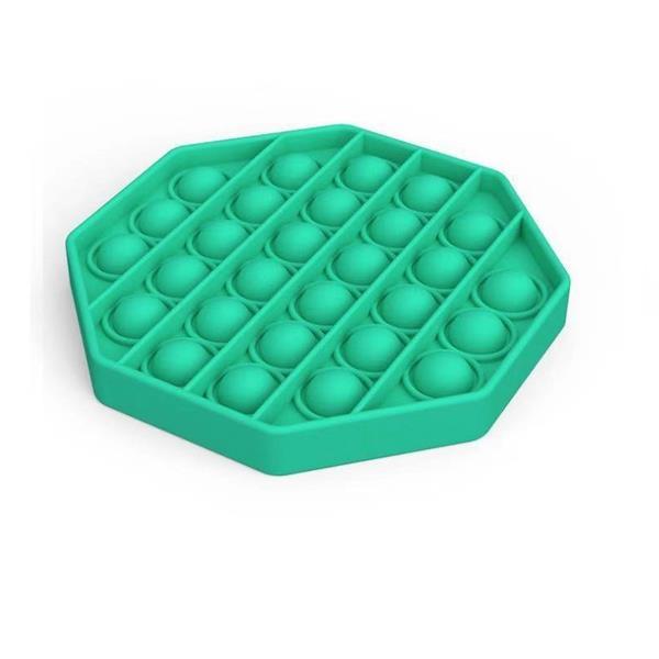 Octagon Pop Pop Fidget Toy