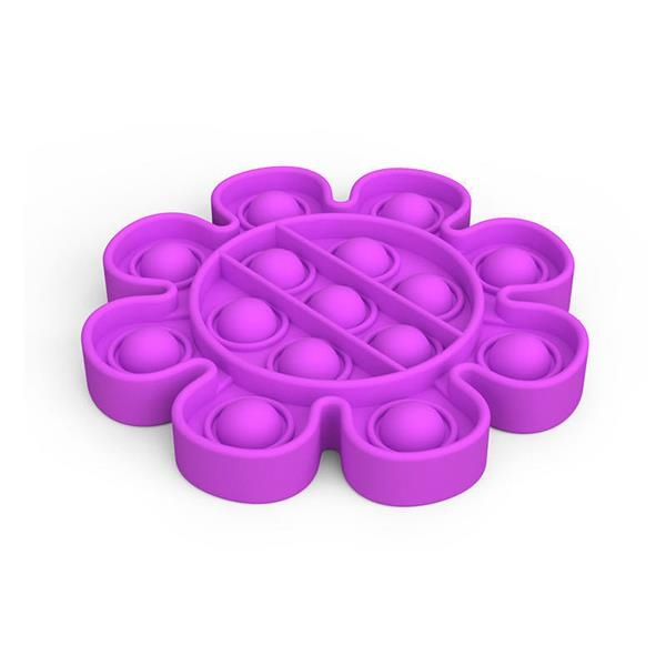 Sunflower Bubble Sensory Fidget Toy