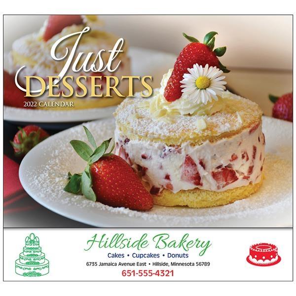 Just Desserts Appointment Calendar