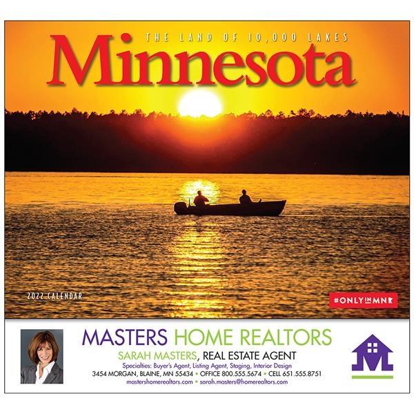 Minnesota Appointment Calendar