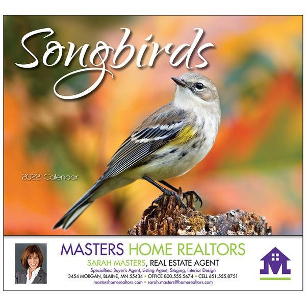 Songbirds Appointment Calendar