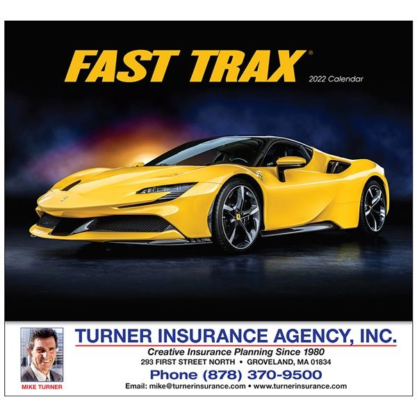Fast Trax Appointment Calendar