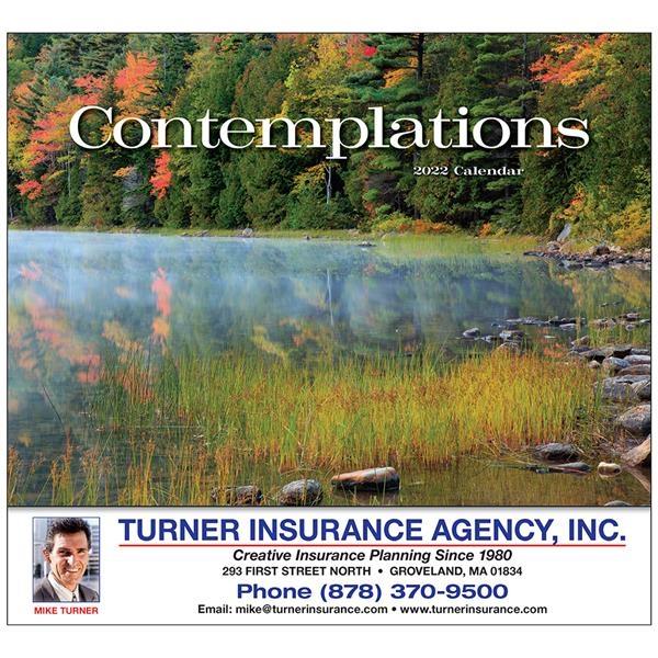 Contemplations Appointment Calendar