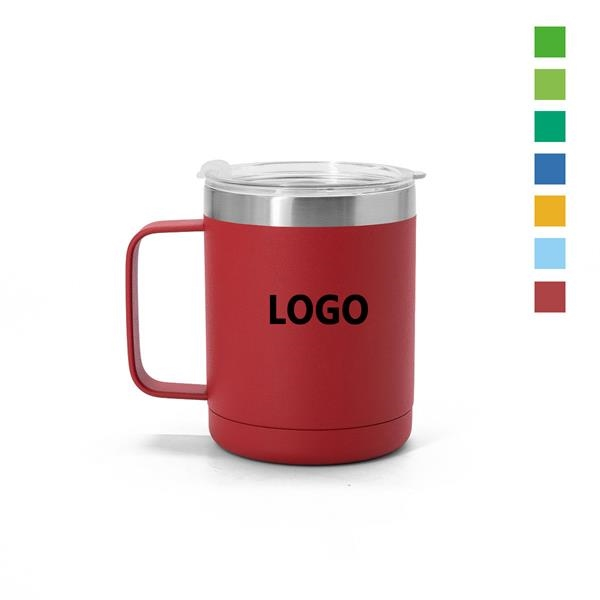 12 Oz. Braxton Stainless Steel Mug