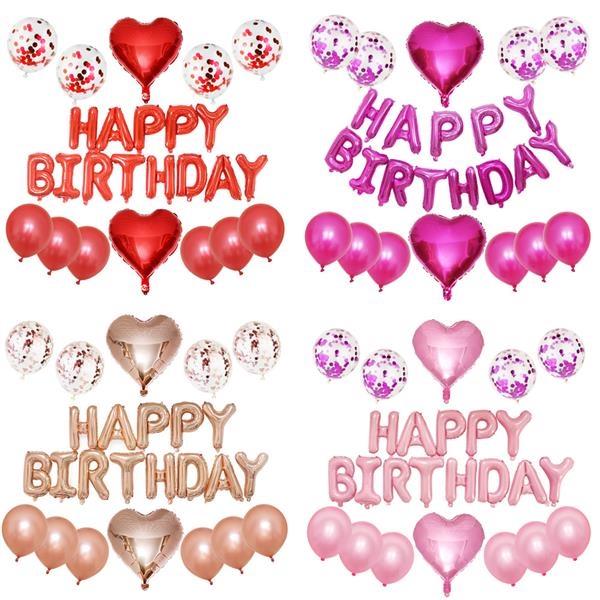 Birthday Balloon Package