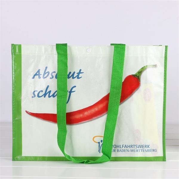 Matte Laminated grocery bag