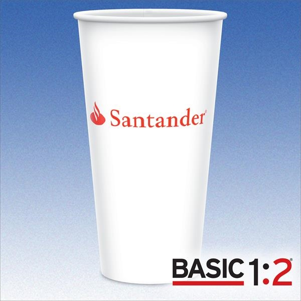 BASIC 1:2™-32oz-Heavy Duty Paper Cold Cups