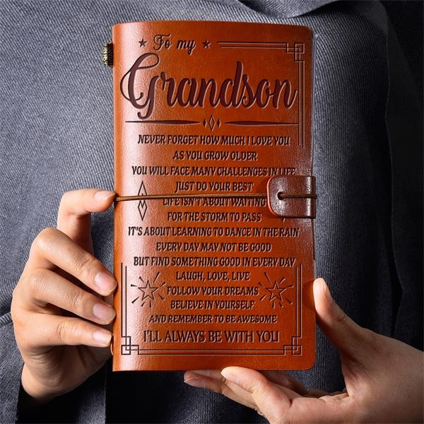 Customized Full Cover Travel Journals