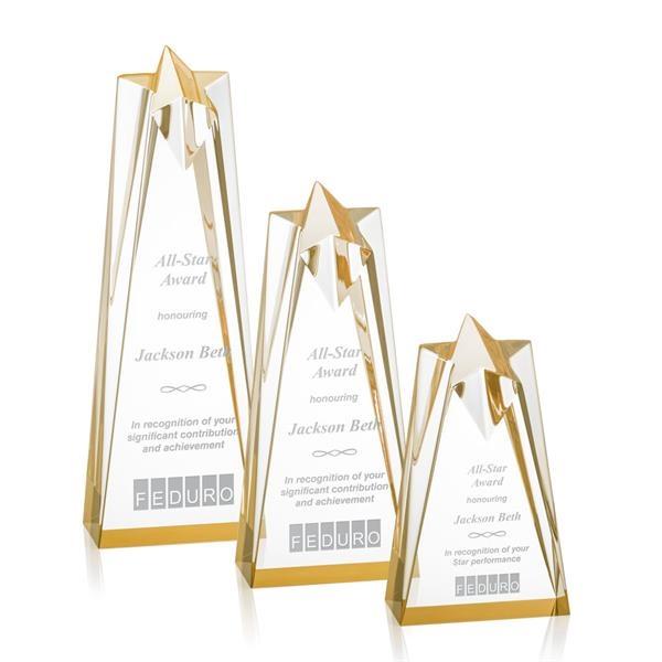 Rosina Star Award - Gold