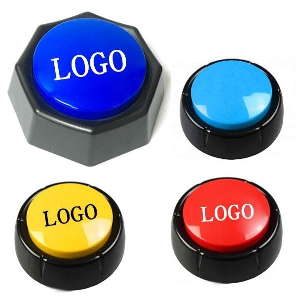 Custom Sound Talking Button