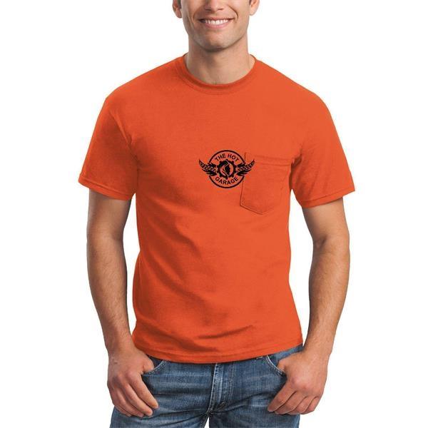 Gildan Ultra 6.1-oz. 100% Preshrunk Cotton Men's T shirt