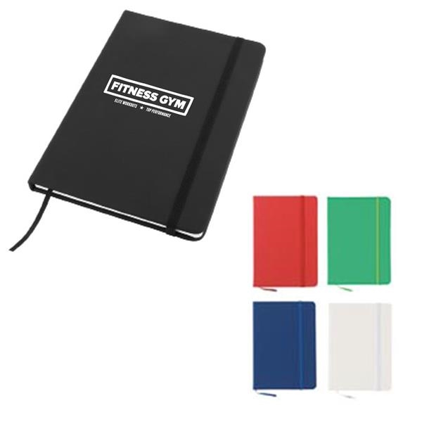 Matted-finish Notebook