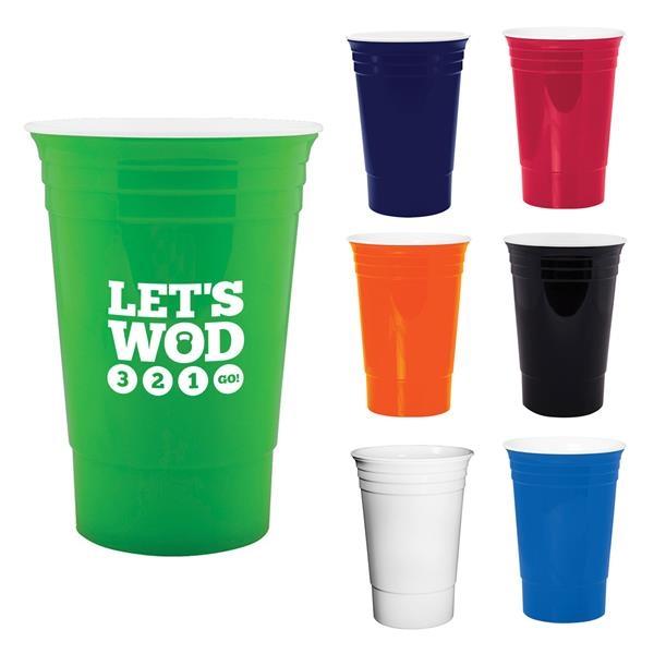 16 Oz. Reusable Party Cup