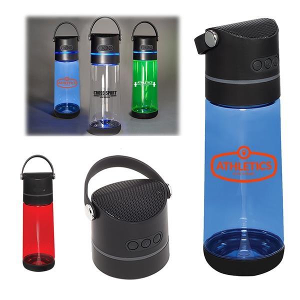 21 Oz. Limited Edition Wireless Speaker Bottle