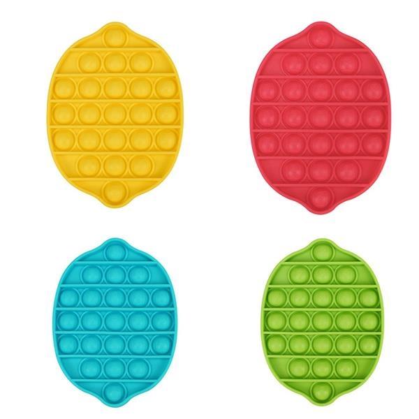 Lemon Fidget Sensory Toy