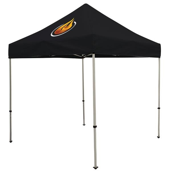 8' Deluxe Tent Kit (Full-Color Imprint, 1 Location)