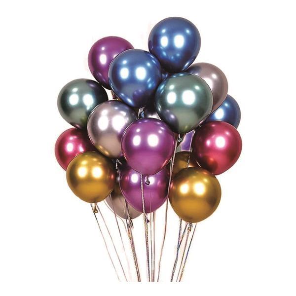 Metallic Helium Balloons