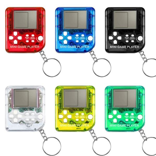 Classic Game Keychains