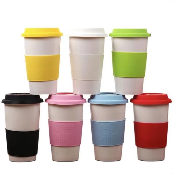 11oz Ceramic Mug with Sleeve