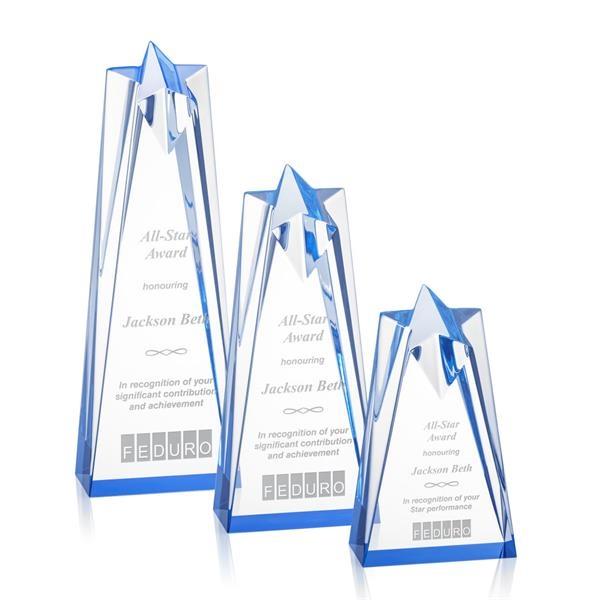 Rosina Star Award - Blue