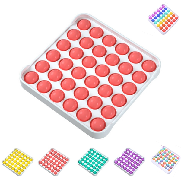 Square Bubble Sensory Fidget Toy, Stress Reliever Toy