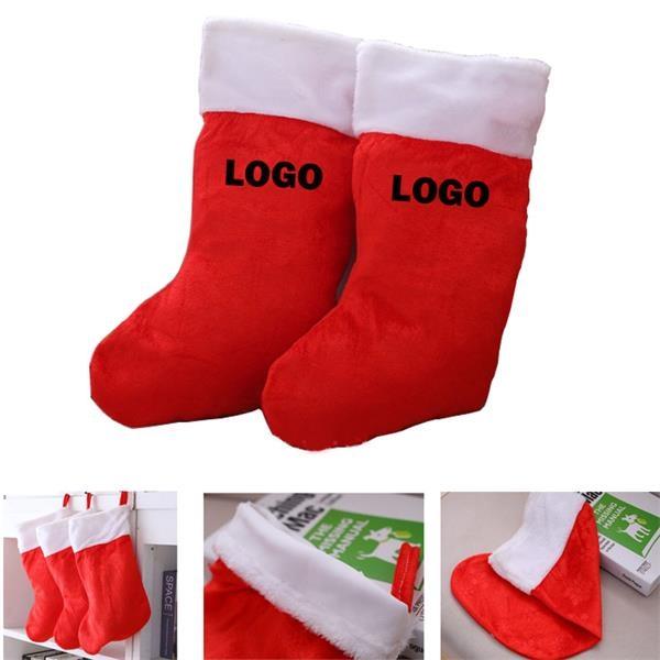 Custom Christmas Sock With A Rope