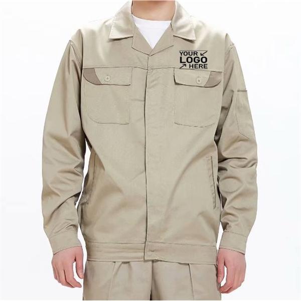 Workwear men's uniform