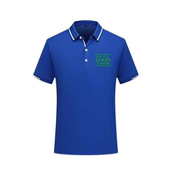 Unisex Golf Polo T- Shirt