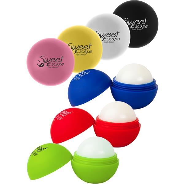 Soft Touch Round Lip Balms