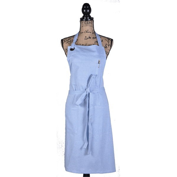 Atmos Green SKY Pre-washed multi pocket UNISEX Apron