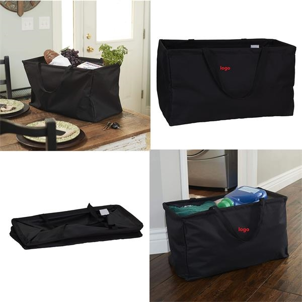 Canvas Utility Tote Reusable Grocery Shopping Bag