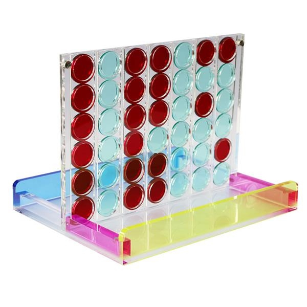 Acrylic Connect 4 Game