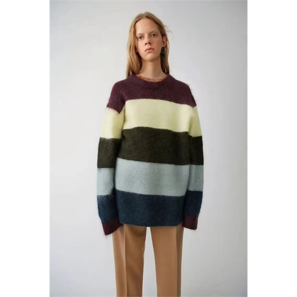 100% soft acrylic sweater -lady style-DDP price