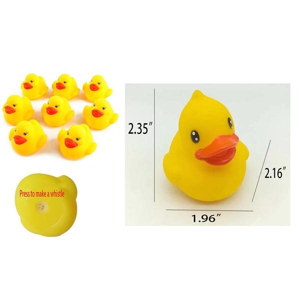 Bathing Toy Yellow Duck