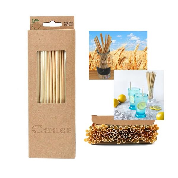 Craft Box Paper Straws