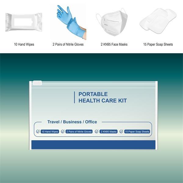 PPE Kits-KN95+Nitrile Gloves