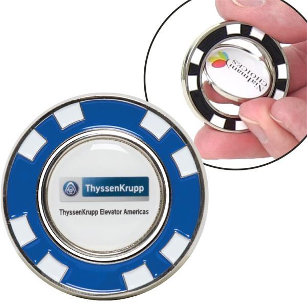 MarkerMate® Spinning Ball Marker