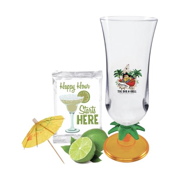 Palm Tree Hurricane Cocktail Kit