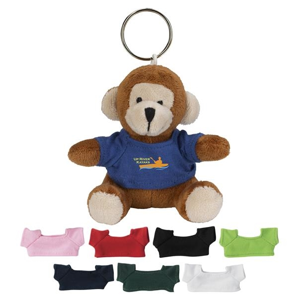 Mini Monkey Keychain