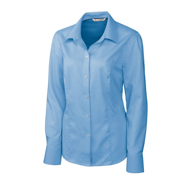 Ladies' Epic Easy Care Nailshead Shirt
