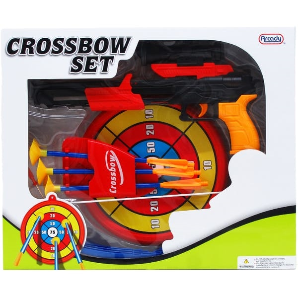 DDI 14 Crossbow Play Set with 9.25 Target
