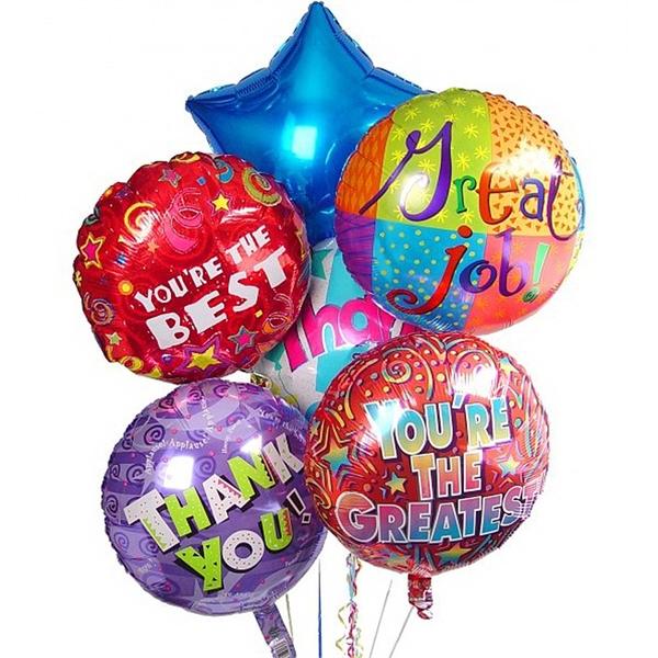 18'' Aluminum film Balloon
