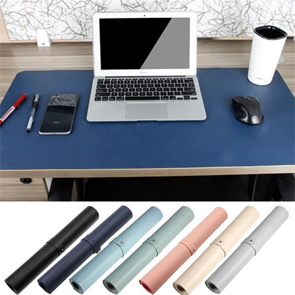 PU Leather Desktop Pad