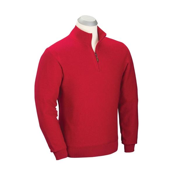 Bobby Jones Quarter Zip Wind Men's Sweater