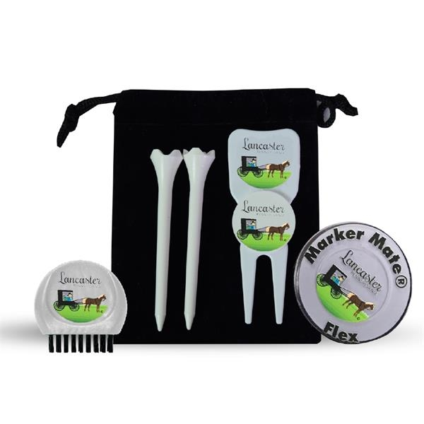 First Tee Gift Set With Marker Mate Flex